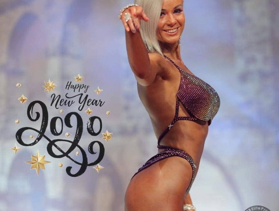 Šťastný a úspešný nový rok 2020 Vám praje Scitec Nutrition!