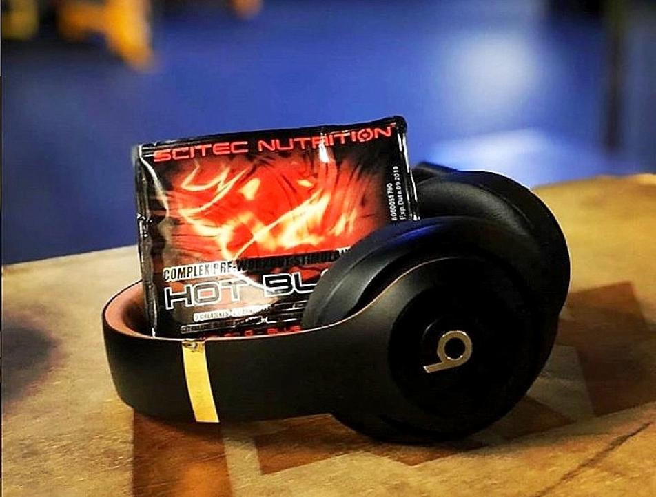 Hudba v ušiach, Hot Blood 3.0 v tele a tréning môže začať!