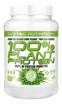 100% PLANT PROTEIN 900 g