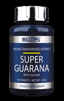 SUPER GUARANA 100 TABLIET