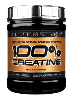 100% CREATINE 500G