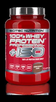 100% Whey Protein* Professional+ ISO 870gr + DARČEKSHAKER+ 1 Proteinissimo  tyčinka