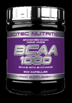 BCAA 1000 - 300 KAPSÚL -50% ZL'AVA