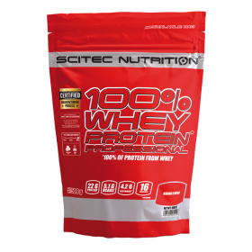 100% WHEY PROTEIN PROFESSIONAL 500G