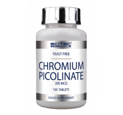 CHROMIUM PICOLINATE 100 tabliet