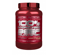 100% HYDROLYZED BEEF ISOLATE PEPTIDES 900G -15% ZL'AVA