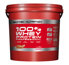 100% WHEY PROTEIN PROFESSIONAL 5000G -20% ZL'AVA