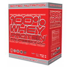 100% WHEY PROTEIN PROFESSIONAL 60x30G