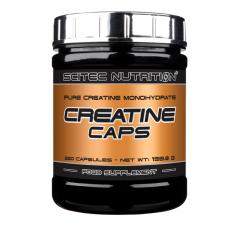 CREATINE CAPS 250 kapsúl