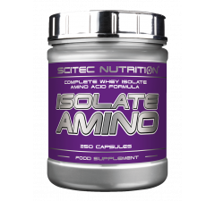 ISOLATE AMINO 250 KAPSÚL
