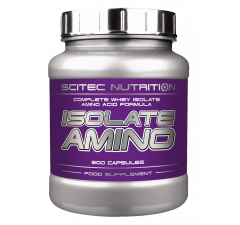 ISOLATE AMINO 500 KAPSÚL