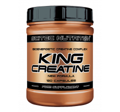 KING CREATINE 120 KAPSÚL