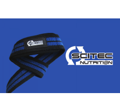 Lifting strap with Scitec logo